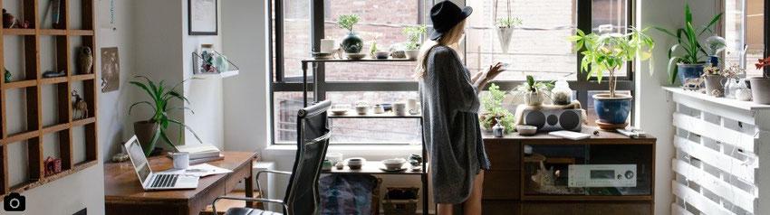 image intérieur appartement - blog marie fananas écrivain