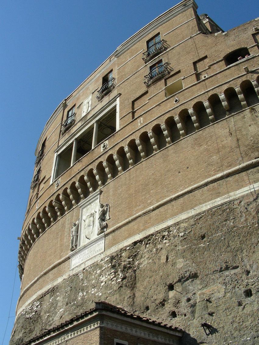 Castel Sant' Angelo - Engelsburg