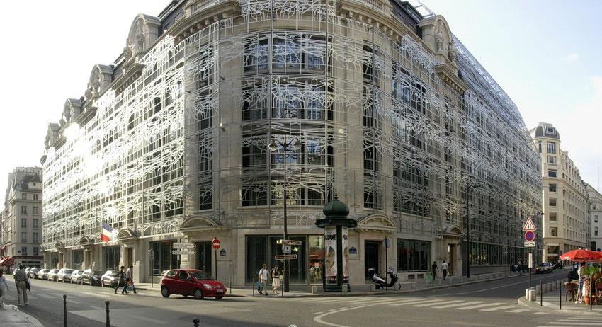 Paris - la vie en rue