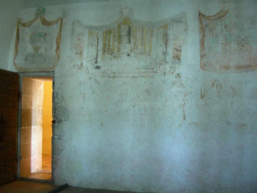 Prison du masque de fer - l'île  Ste-Marguerite