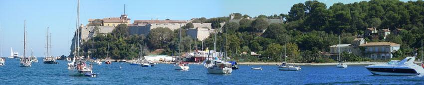 l'île Ste - Marguerite