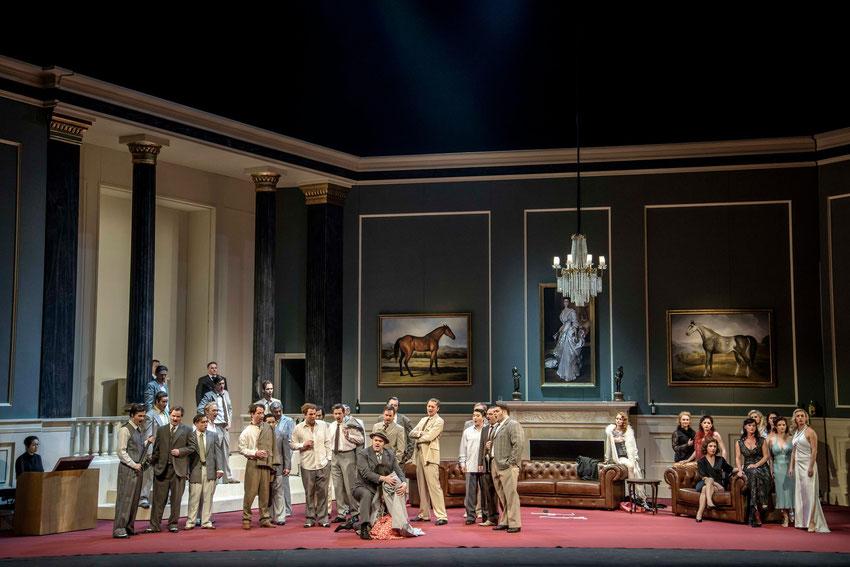 Rigoletto,  Hank Irwin Kittel Bühne und Kostüme