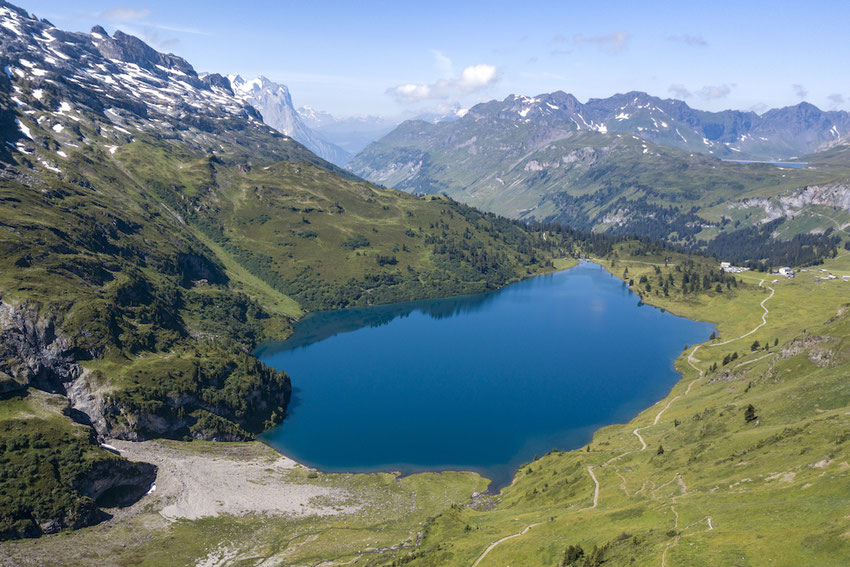 Engstlenalpsee Bergsee 4 Seen Wanderung