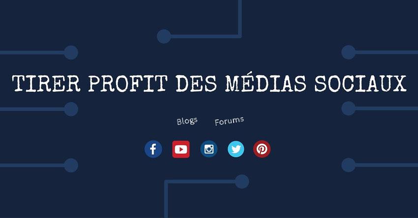 Formation les médias sociaux eu service de l'entreprise touristique
