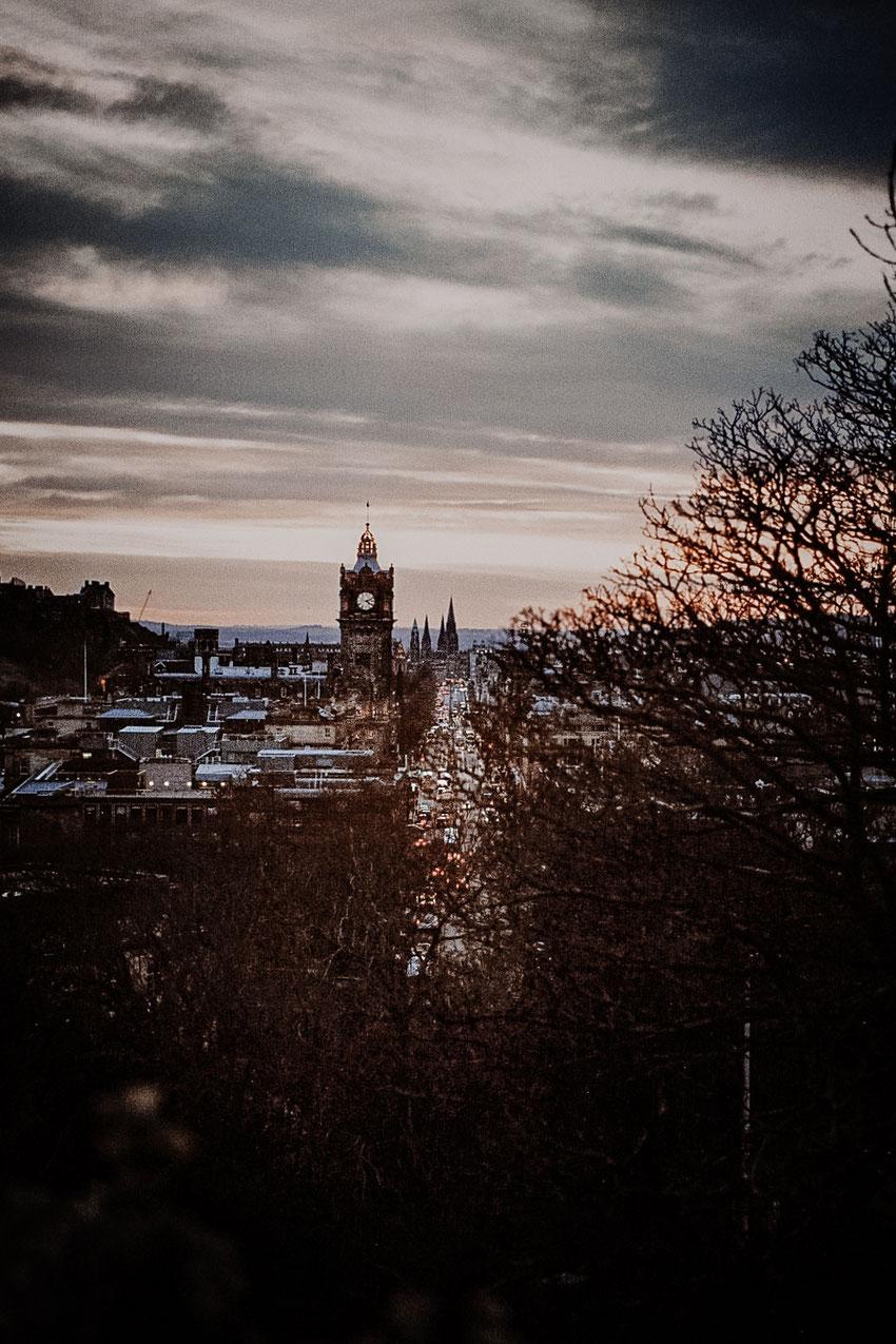 Edinburgh ist eine Reise so wert! Perfekt für einen Kurztrip.
