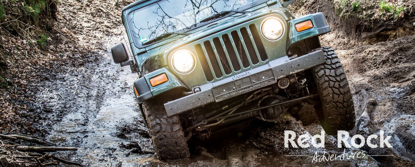 Offroad Abenteuer Tag - Red Rock Adventures