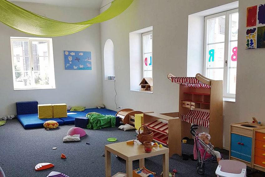 Werte unserer Kindertagesstätte - KITA-Ostermundigen - Oberfeld