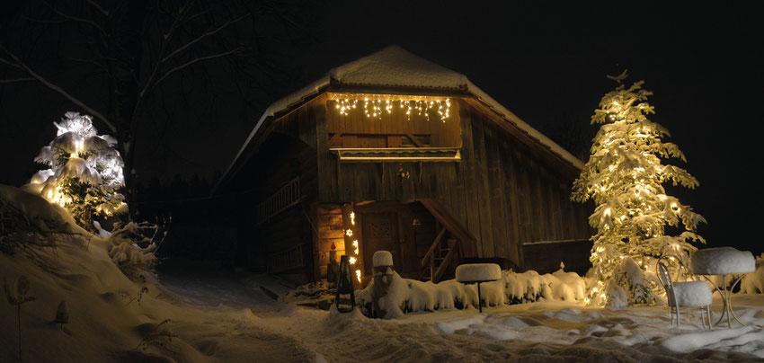 Winterzauber im Neuhaus - Adventszeit
