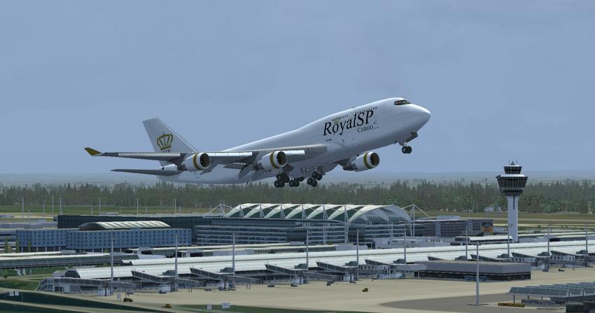 Rsp Cargo Royalsirplus