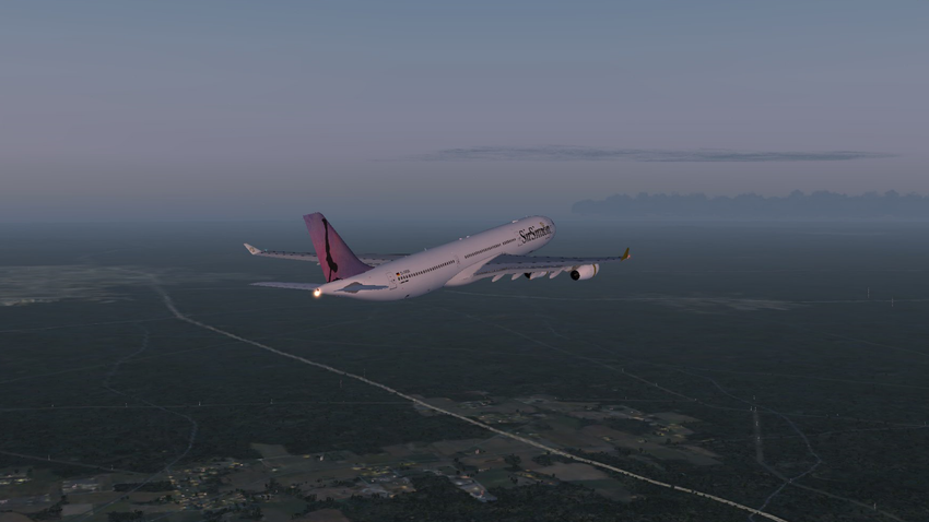 CEO Edition - Sir Simon - Airbus - A340 - RSP - RoyalSirPlus - RoyalSP - Airline - Royal - FSX - Flight Simulator - Virtual Airline - VA