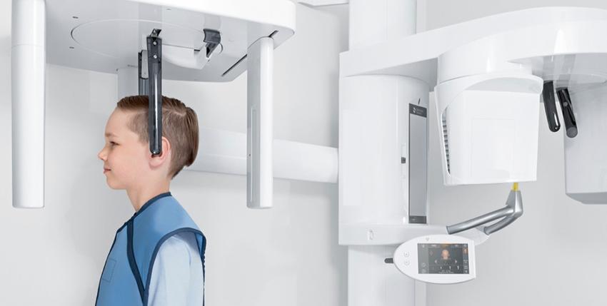 radiografie dei denti digitali a basso dosaggio