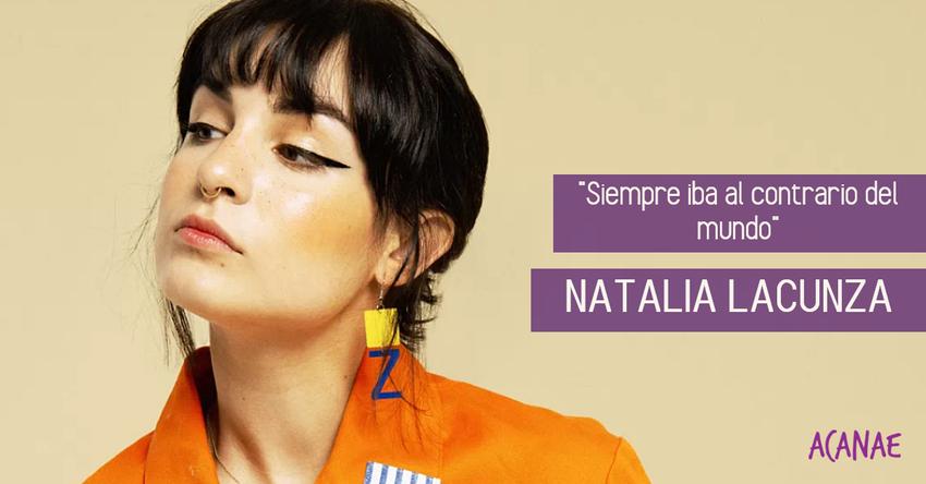 Natalia Lacunza, ex concursante de OT 2018, confiesa que sufrió bullying