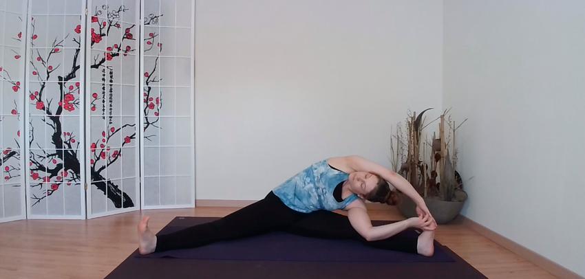 Yoga in Gastein, Yogakurse mit Sibylle Lainer