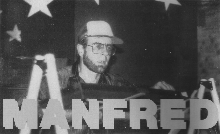 Manfred Mann - Photo by Andy Taylor