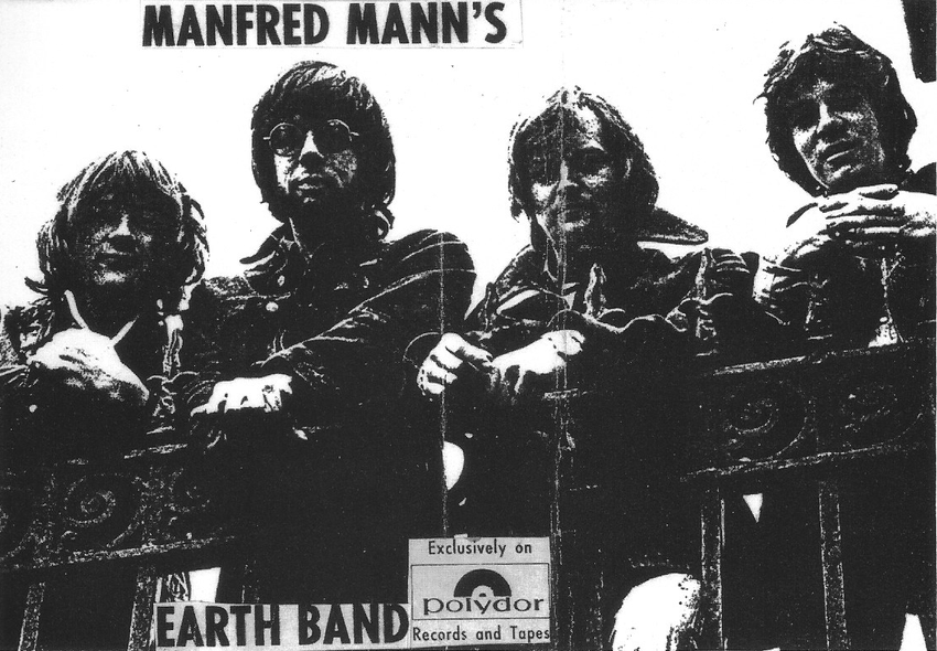 Manfred Mann's Earth Band 1971