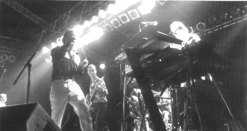 Manfred Mann's Earth Band - Tollwood Germany 1993