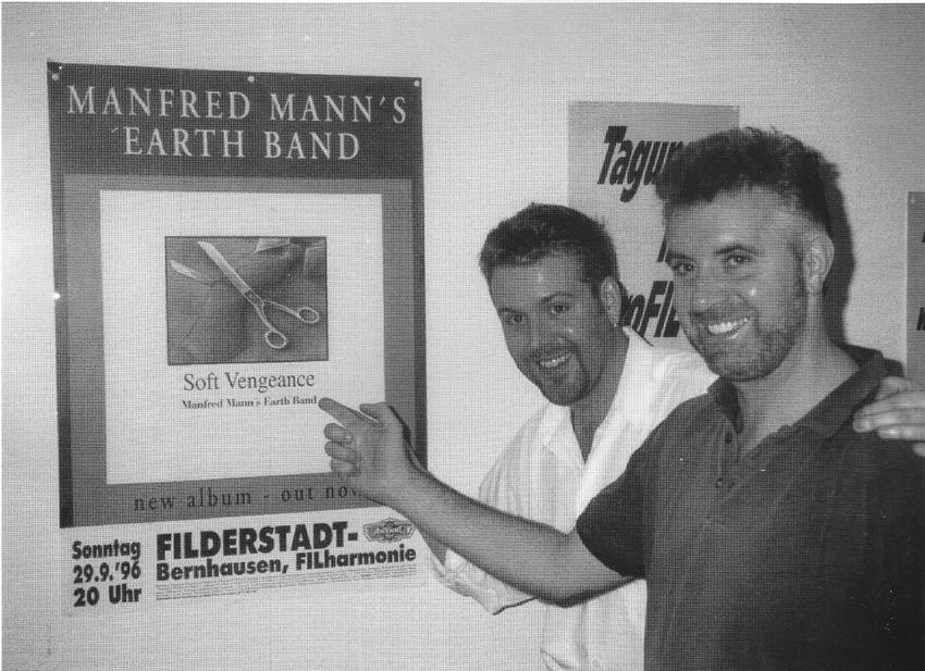 John Trotter & Mick Rogers 1996