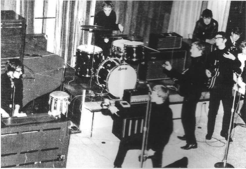 Manfred Mann - another early 60's photo
