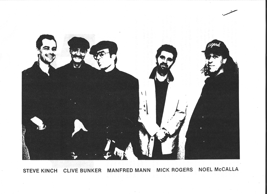 MMEB Line-up 1992