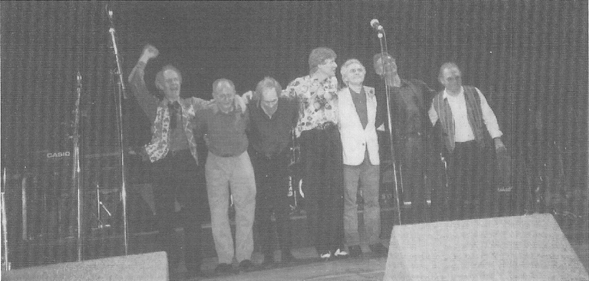 The Manfreds - Southport 3 December 1992