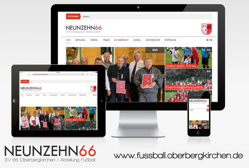 Die Abteilung Fußball ist unter ihrer eigenen Webseite zu finden. Bitte einfach auf die Grafik klicken und Sie werden direkt weitergeleitet.