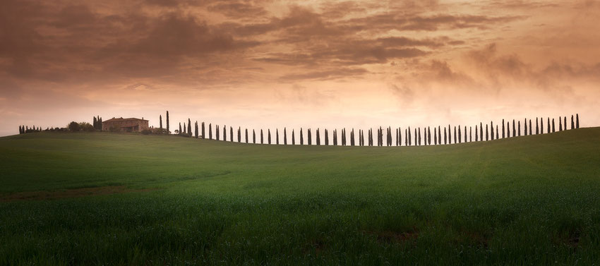 Land of Tuscany