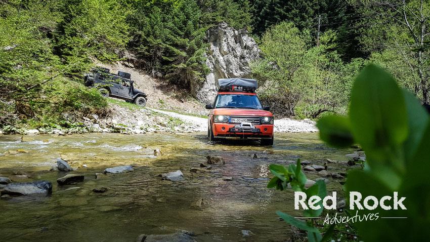 Helios Trail (SUV Tour)
