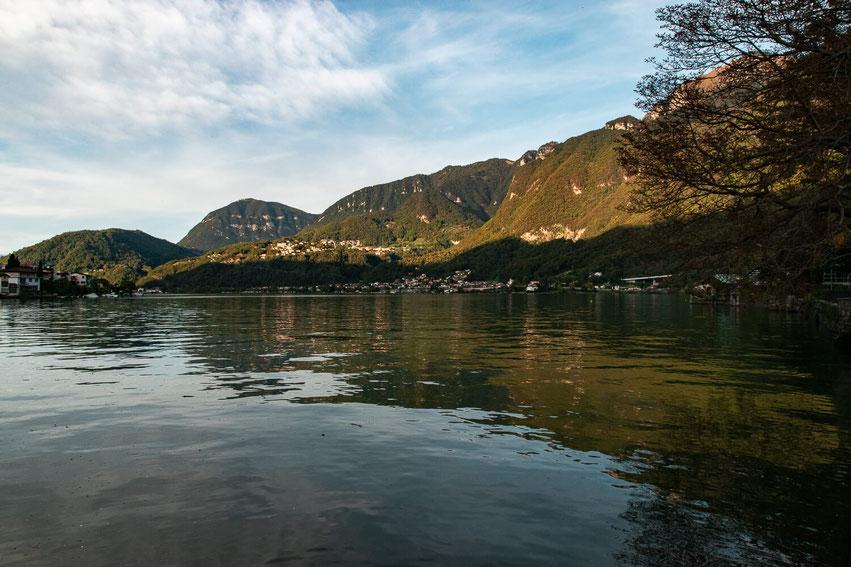 Riva San Vitale Luganersee