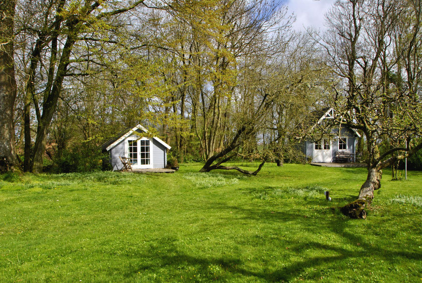 Gartenchalets Willrathshof