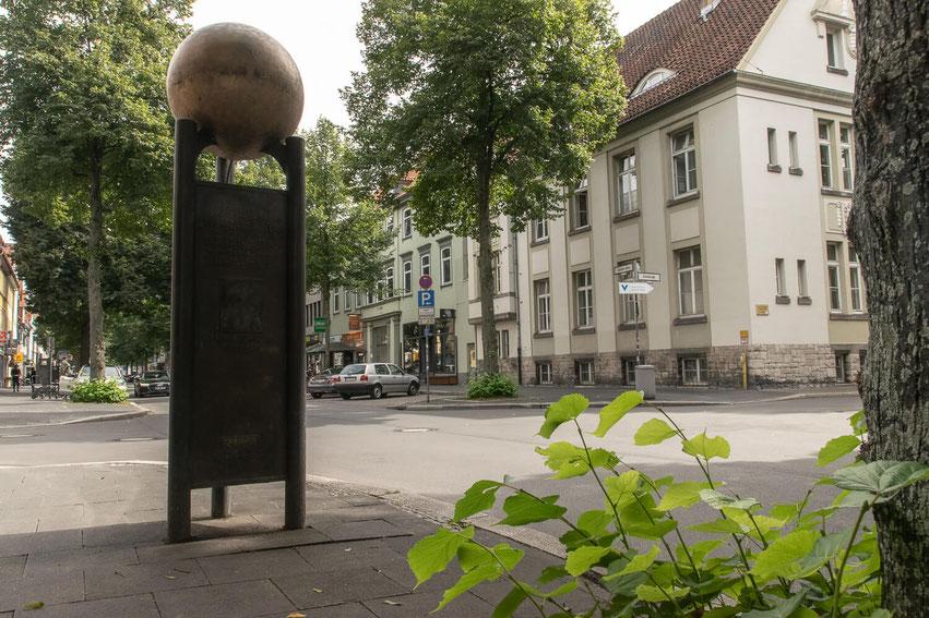Göttingen Planetenweg