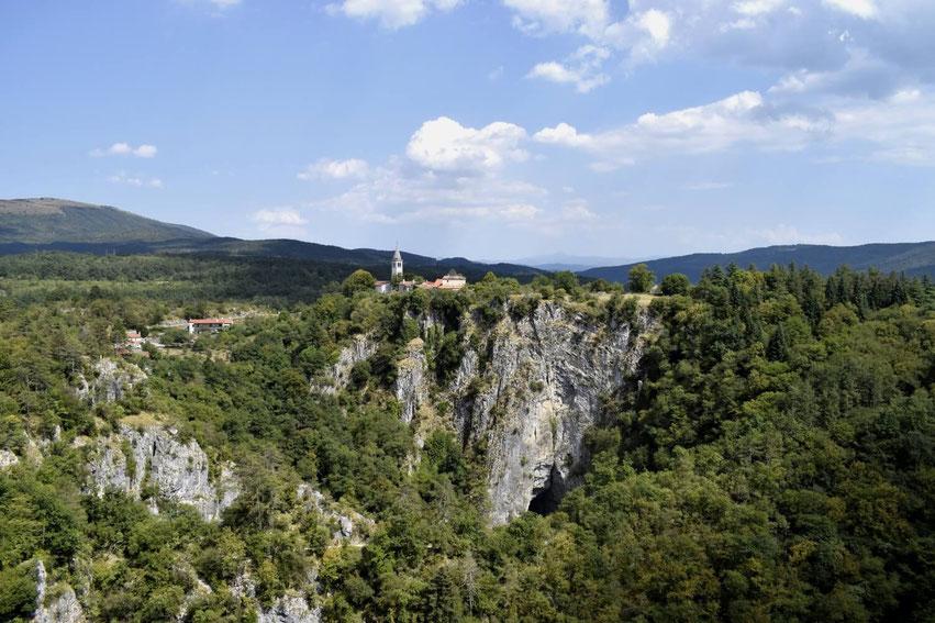 Skocjan-Höhlen-Slowenien