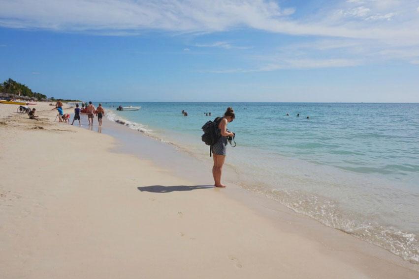 Kuba Strand Trinidad