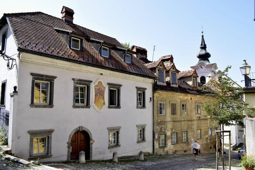 Lubljana Altstadt