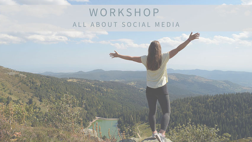 Workshop Angebot Social Media