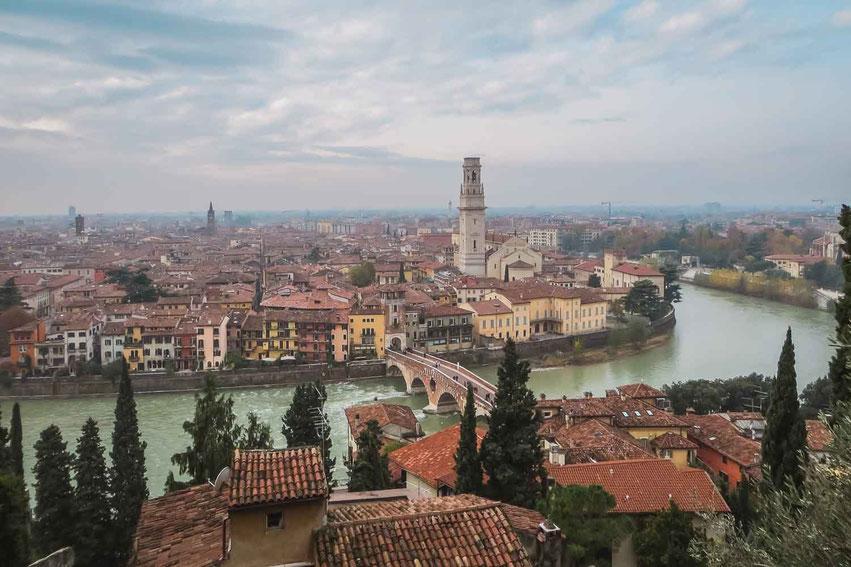 Roadtrip Norditalien Verona