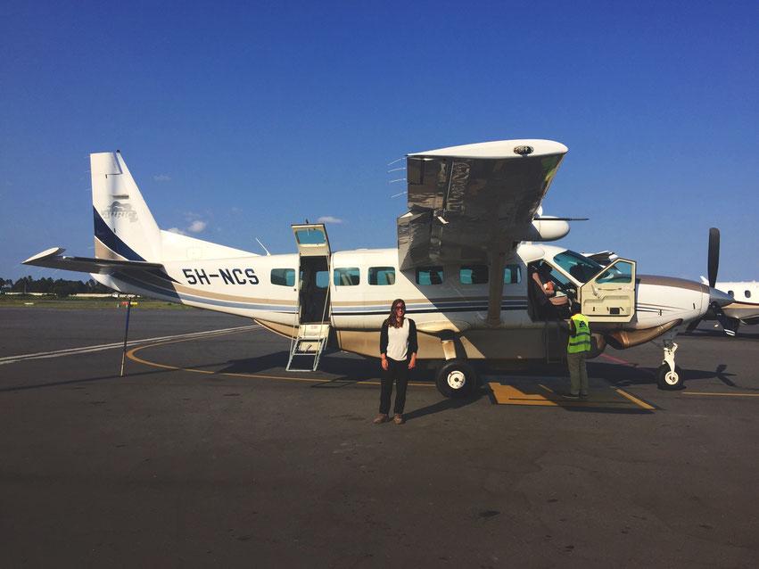 Sansibar Airport Flughafen