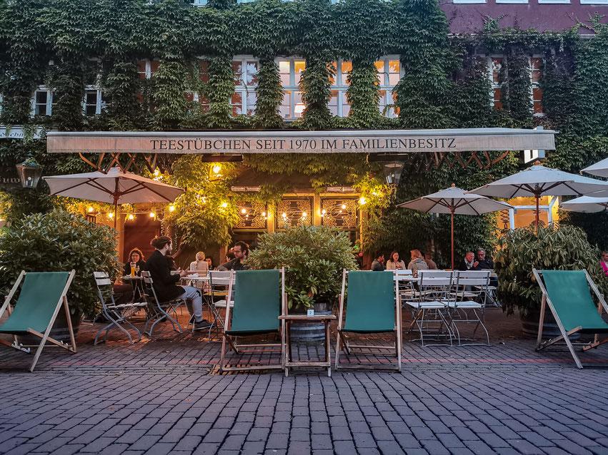 Hannover Café Teestübchen