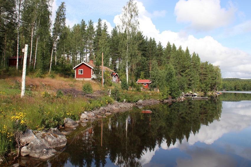 Roadtrip Schweden Hälsingland