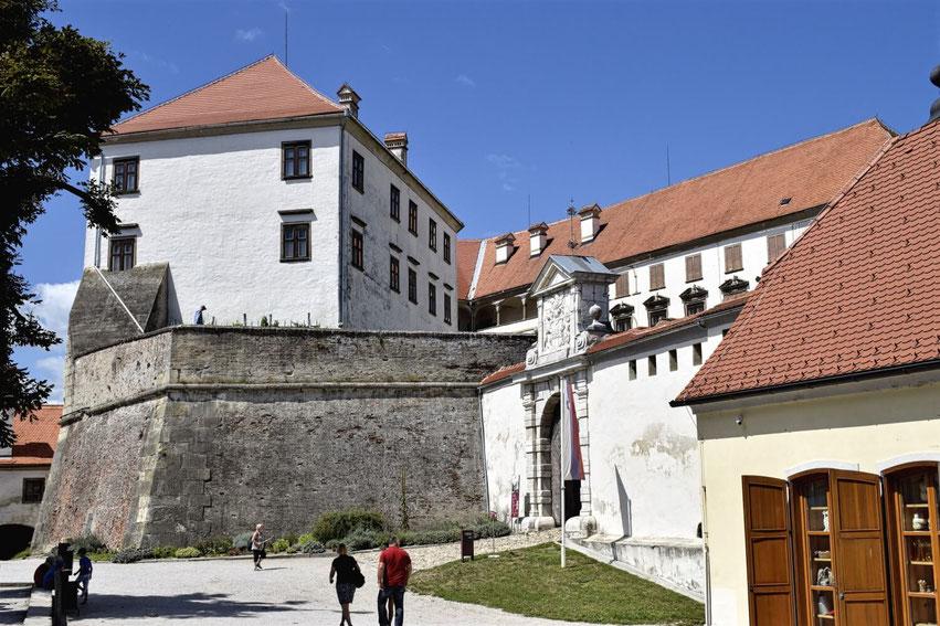 Ptuj Festung Burg