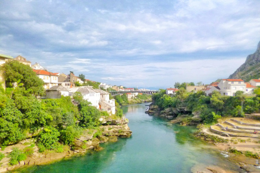 Balkan Roadtrip Bosnien Mostar