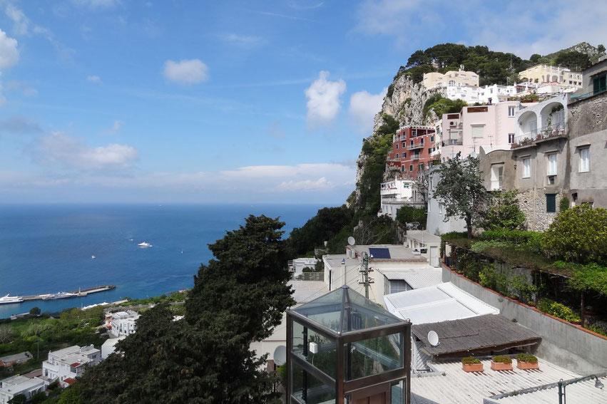 Roadtrip Italien Amalfiküste