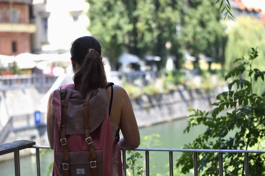 Ljubljana Hauptstadt Slowenien