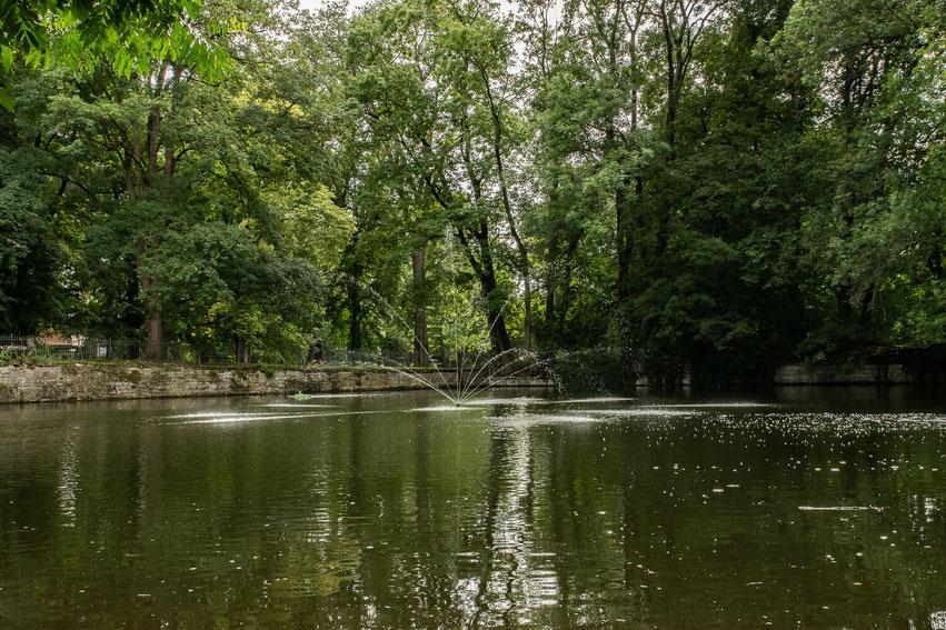 Göttingen Cheltenhampark