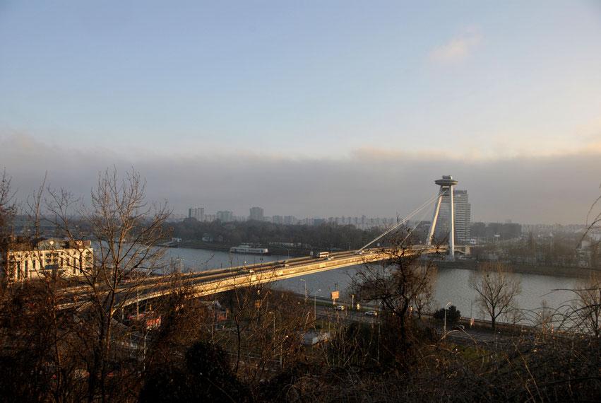 Bratislava Donau UFO