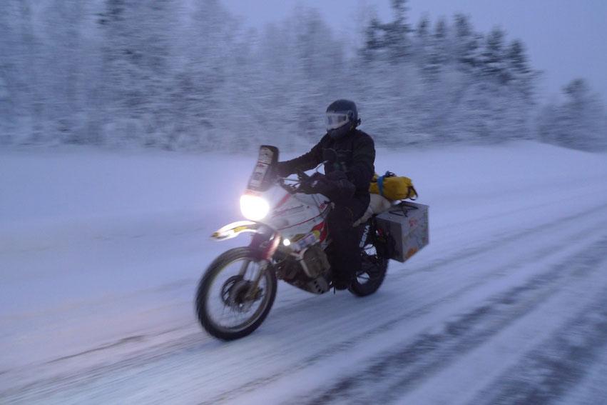 Roadtrip Nordkap Skandinavien