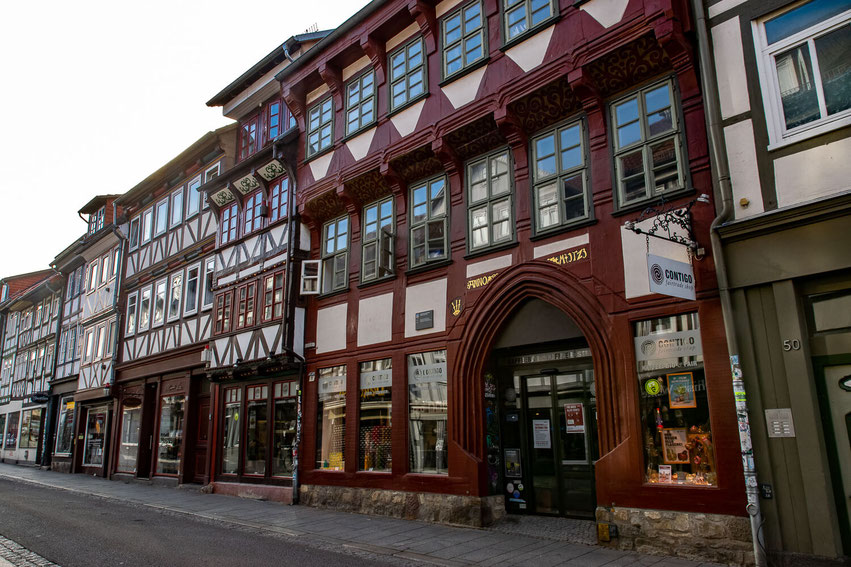 Göttingen Fachwerk