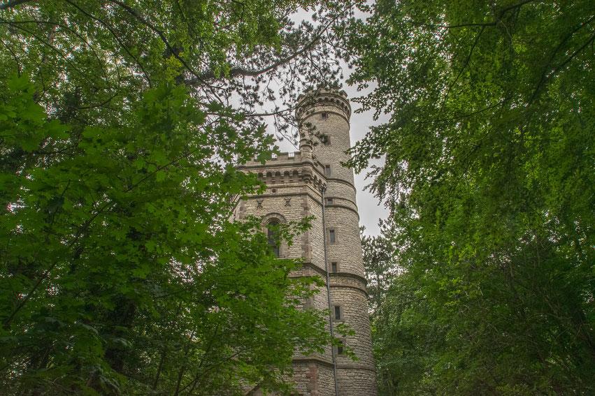 Göttingen Sehenswürdigkeiten Bismarckturm