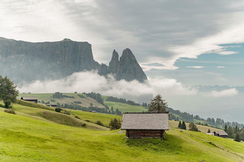 Roadtrip Italien Dolomiten