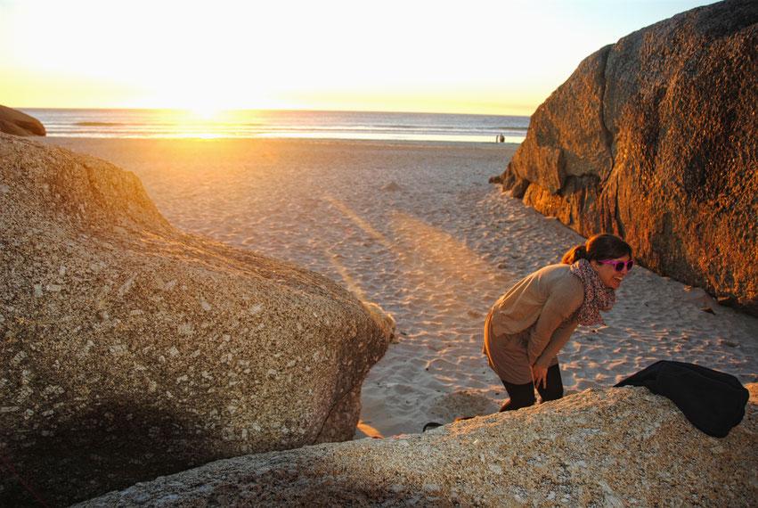 Llundadno Beach Kapstadt Cape Town