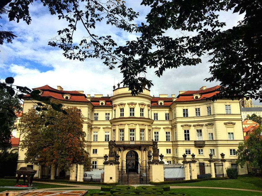 Prag Deutsche Botschaft